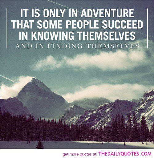 it-is-only-an-adventure-life-quotes-sayings-pictures