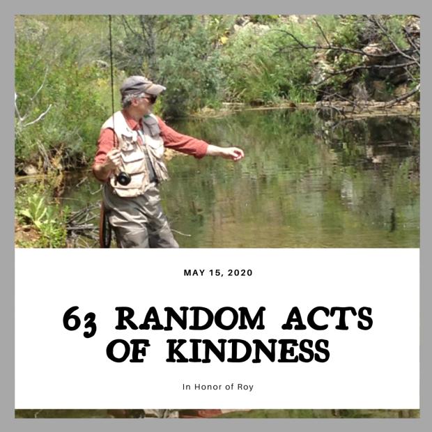 63 random acts